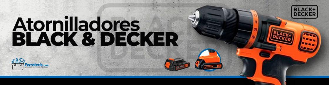 Mejores Atornilladores Black Decker