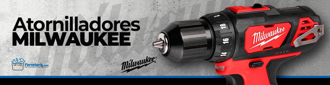 Mejores Atornilladores Milwaukee